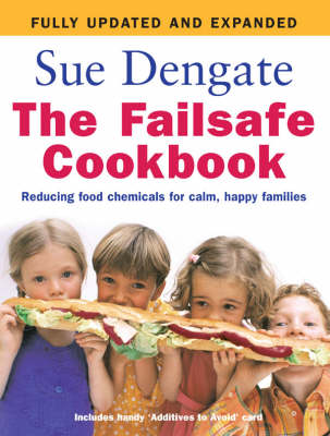 The Failsafe Cookbook (Updated Edition) Random House Australia by Sue Dengate