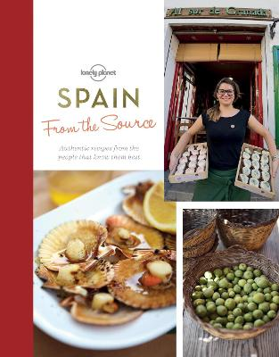 From the Source - Spain book