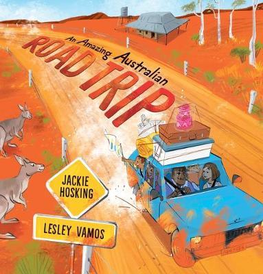 An Amazing Australian Road Trip book