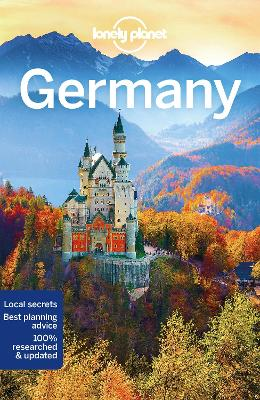 Lonely Planet Germany book