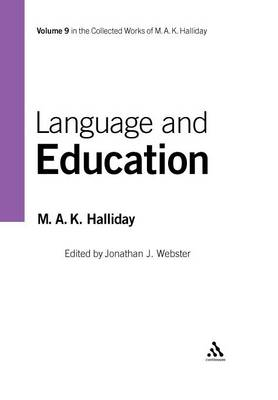 Language and Education by M. A. K. Halliday