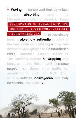 Six Months in Sudan book