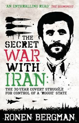 Secret War with Iran book