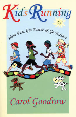 Kids Running by Carol Goodrow