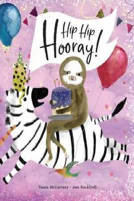Hip Hip Hooray by Tania McCartney
