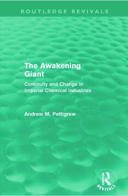 The Awakening Giant by Andrew M. Pettigrew