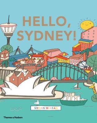 Hello Sydney! An adventure around the harbour city book