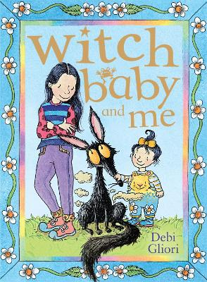 Witch Baby and Me book