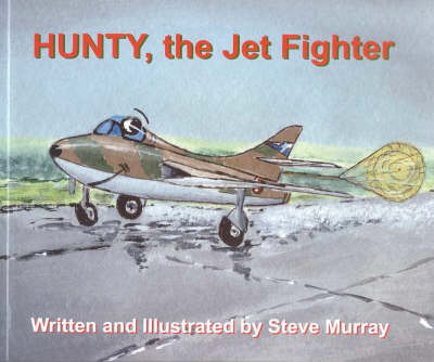 Hunty, the Jet Fighter book