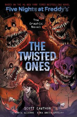 The Twisted Ones (Five Nights at Freddy's Graphic Novel 2) by Kira Breed-Wrisley