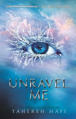 Unravel Me book