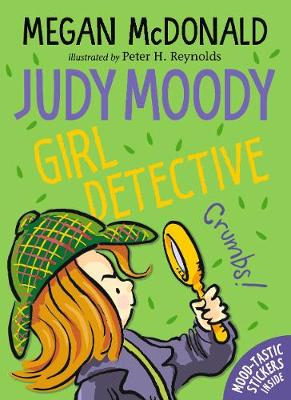 Judy Moody, Girl Detective by Peter H. Reynolds