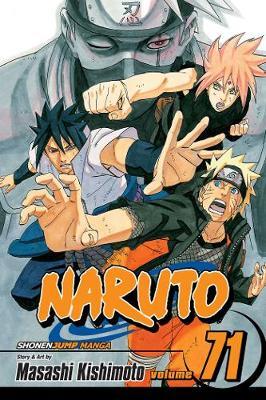 Naruto, Vol. 71 by Masashi Kishimoto