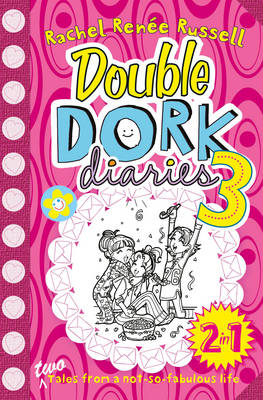 Double Dork Diaries #3 by Rachel Renee Russell