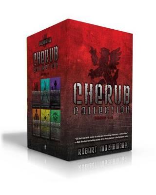 Cherub Collection Books 1-6 by Robert Muchamore