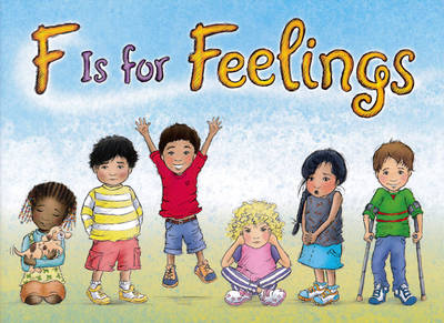 F is for Feelings book