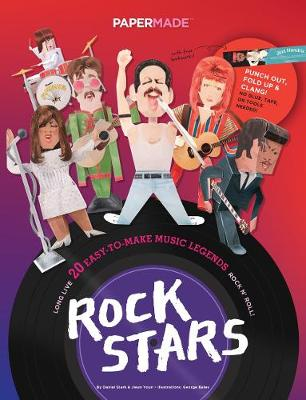 Paper Rockstars by PaperMade