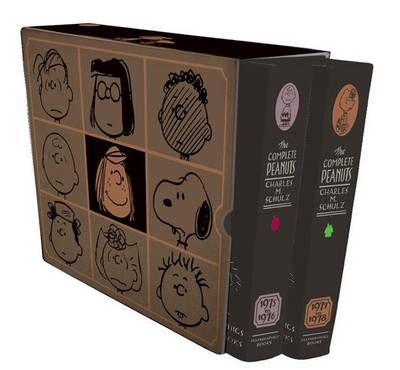 The Complete Peanuts Boxed Set 1975-1978 by Alec Baldwin