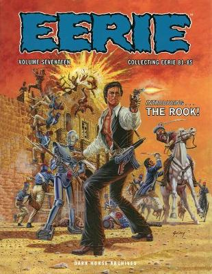 Eerie Archives Vol. 17 by Jim Starlin