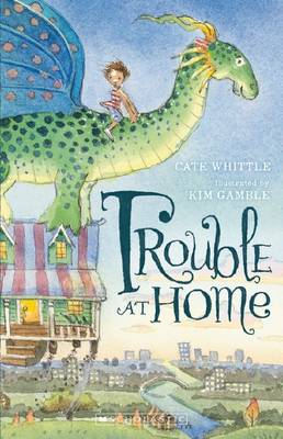Trouble at Home book