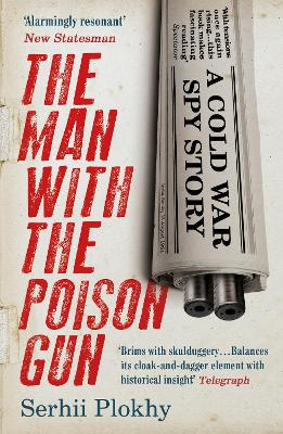 Man with the Poison Gun book