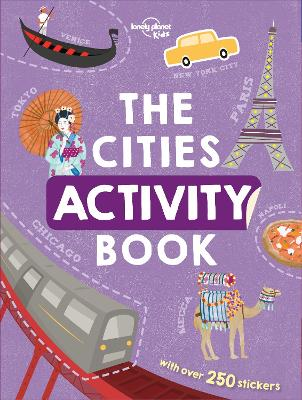 The Cities Activity Book by Lonely Planet Kids