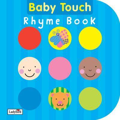 Baby Touch Rhyme Book by Ladybird