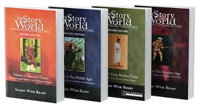 Story of the World, Text Bundle Paperback: History for the Classical Child: Ancient Times through The Modern Age by Susan Wise Bauer