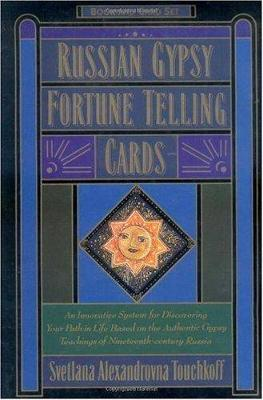 Russian Gypsy Fortune Telling Cards by Svetlana Touchkoff