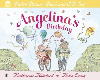 Angelina's Birthday by Katharine Holabird