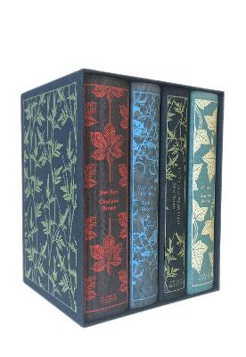The Bronte Sisters (Boxed Set): Jane Eyre, Wuthering Heights, The Tenant of Wildfell Hall, Villette by Charlotte Bronte