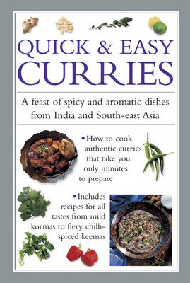 Quick & Easy Curries by Ferguson Valerie