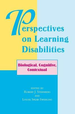 Perspectives On Learning Disabilities by Robert Sternberg