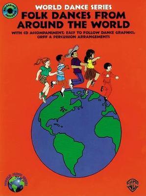 Folk Dances from around the World book