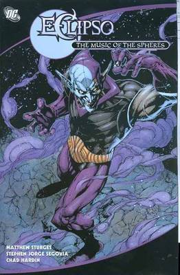 Eclipso Music Of The Spheres TP by Matthew Sturges