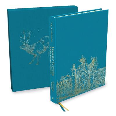 Harry Potter and the Prisoner of Azkaban: Deluxe Illustrated Slipcase Edition by J.K. Rowling