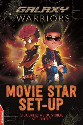 EDGE: Galaxy Warriors: Movie Star Set-up book