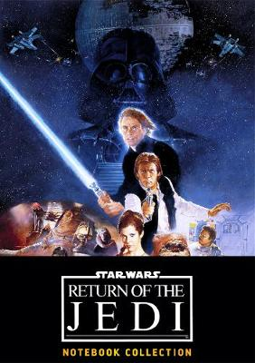 Star Wars: Return of the Jedi Notebook Collection by LucasFilm Ltd.