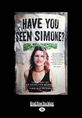 Have You Seen Simone? by Virginia Peters