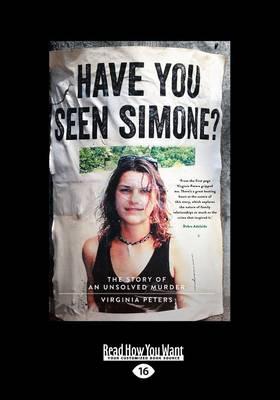 Have You Seen Simone? book