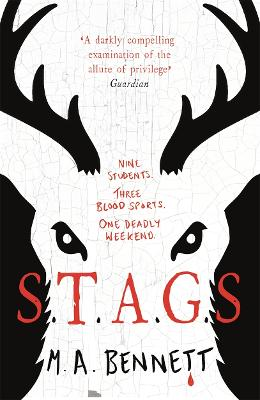 STAGS by M. A. Bennett