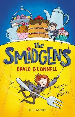The Smidgens book