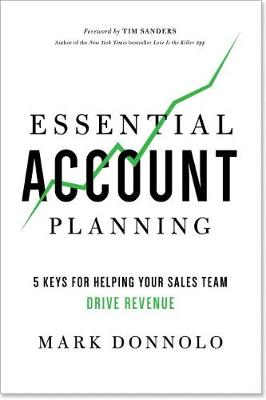 Essential Account Planning by Mark Donnolo