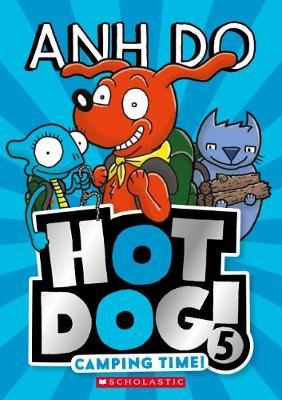Hotdog! #5: Camping Time! book