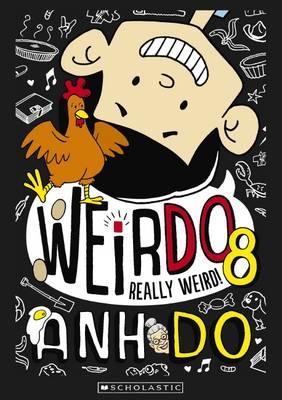 WeirDo #8: Really Weird! book