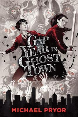 Gap Year in Ghost Town book