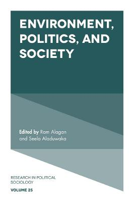Environment, Politics and Society book