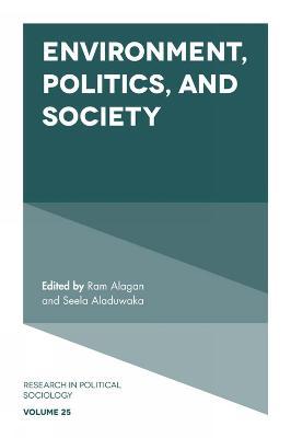 Environment, Politics and Society book
