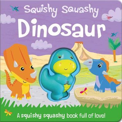 Squishy Squashy Dinosaur by Jenny Copper