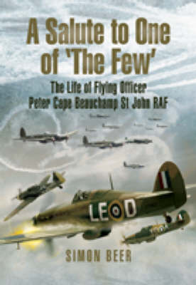 A Salute to One of 'The Few' by Simon Beer